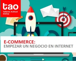 E-commerce:  Empezar un negocio en Internet
